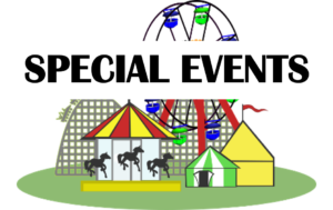 ELP SPECIAL EVENTS